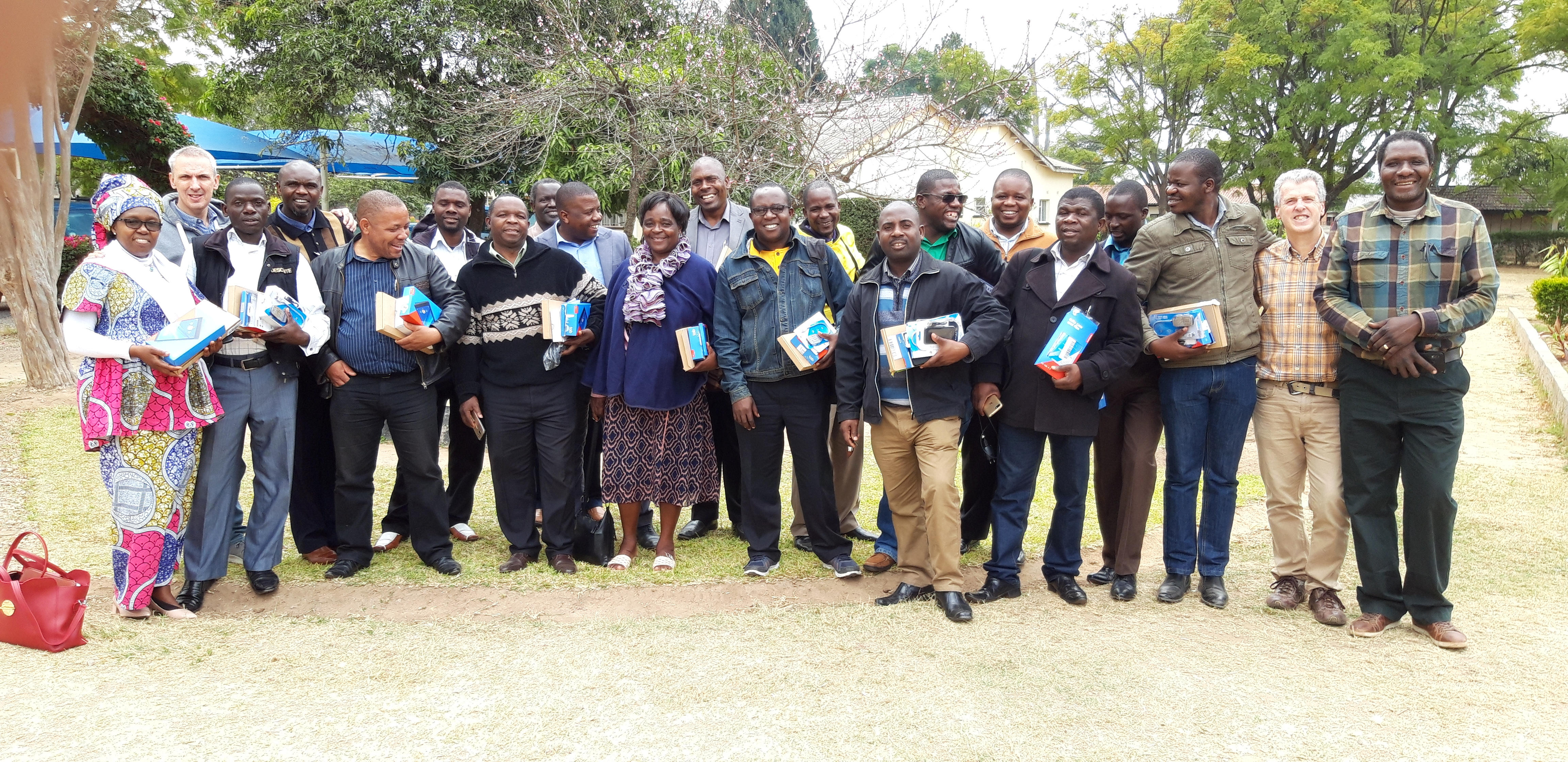Tackling the Drought of Christian Resources in Zimbabwe