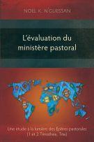 L'évaluation du ministère pastoral