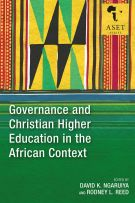 Governance and Christian Higher Education in the African Context