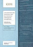 L'encadrement des doctorants dans les institutions théologiques évangéliques