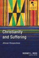 Christianity and Suffering