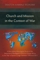 Church and Mission in the Context of War