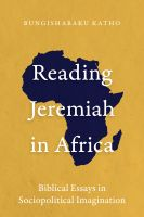Reading Jeremiah in Africa