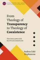 From Theology of Transparency to Theology of Coexistence