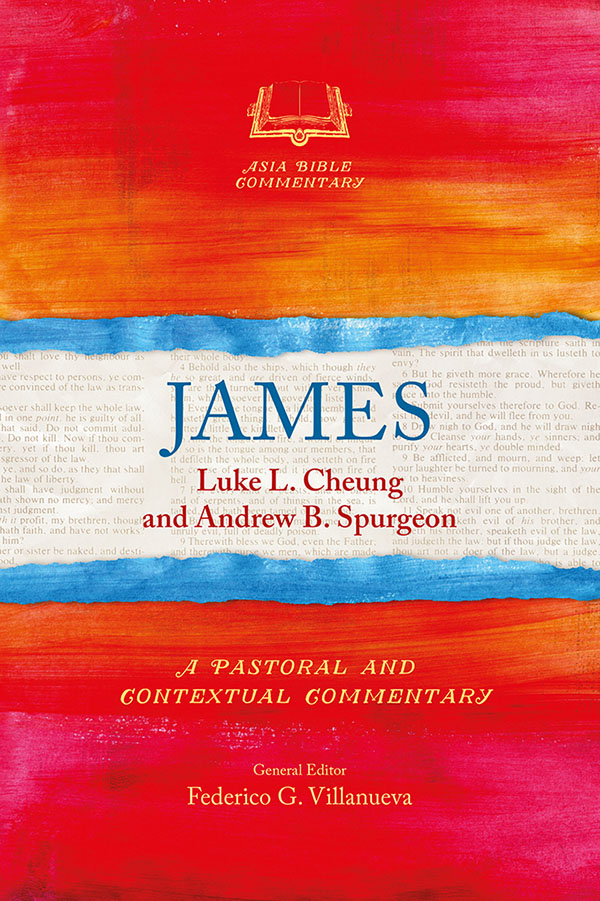James, Asia Bible Commentary Series