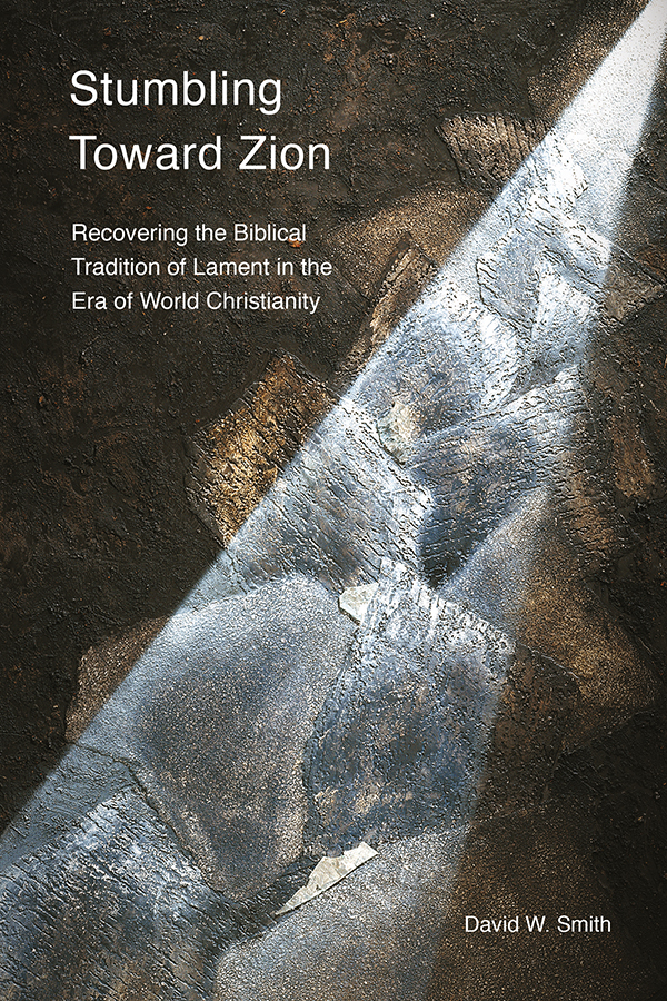 Stumbling Toward Zion by David W. Smith