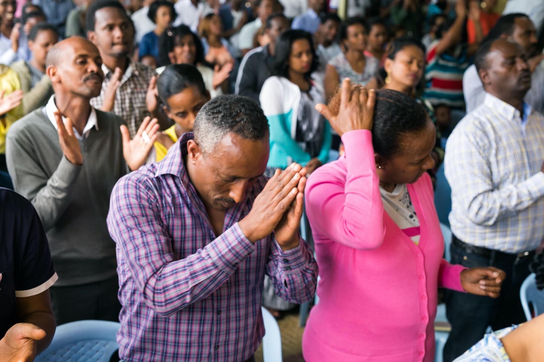 Church in Addis Ababa