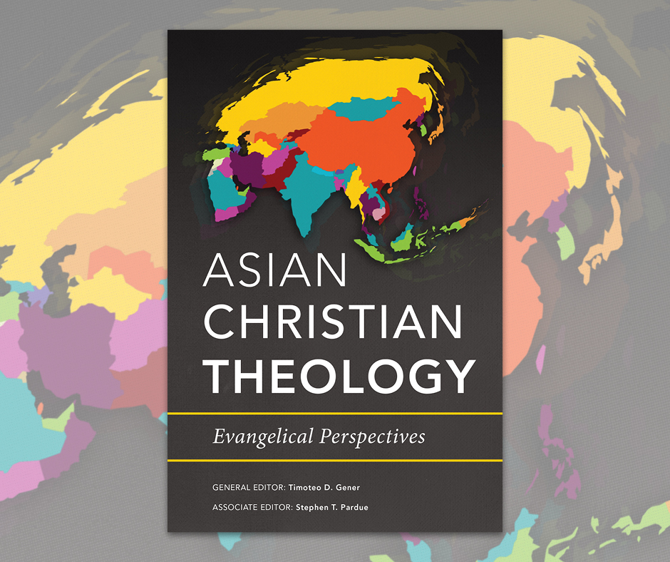 Asian Christian Theology cover