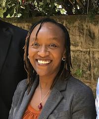 Elizabeth Mburu