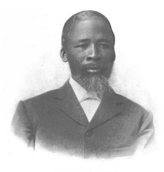 Portrait of A.M.E. Bishop J.M. Dwane