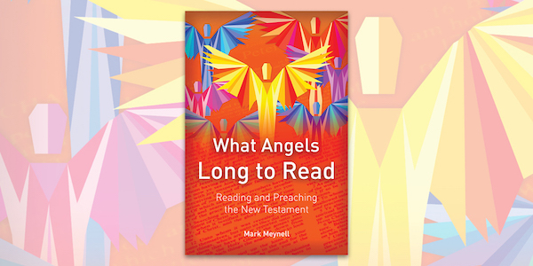 What Angels Long to Read by Mark Meynell